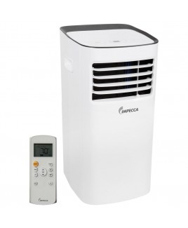 8,000 BTU 3-IN-1 Portable Air Conditioner COOL-FAN-DEHUMIDIFY