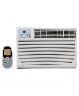 8,000 BTU Electronic Controlled Window Air Conditioner with Electric Heater