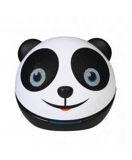 Zoo-Tunes Compact Portable Bluetooth Stereo Speaker, Amanda the Panda