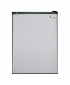RC-1590 24in Width 5.5 Cu.Ft. Built-in Refrigerator, Stainless Look