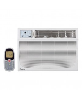 25,000 BTU 220V Electronic Controlled Window Air Conditioner with Electric Heater