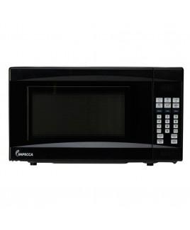 Impecca 0.7 Cu. Ft. Microwave Oven, Black