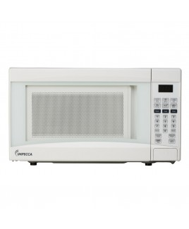 0.7 CU. FT. Microwave Oven, White