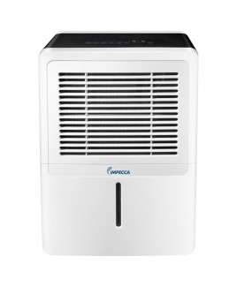 50-Pint Portable Dehumidifier with Pump