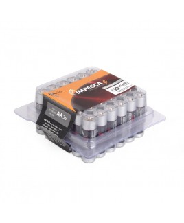 Alkaline AA LR06 Platinum Batteries 36-Pack