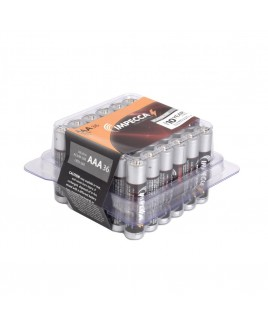 Alkaline AAA LR03 Platinum Batteries 36-Pack