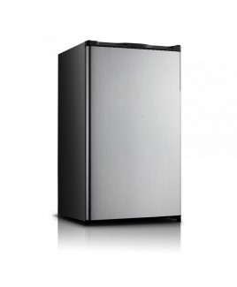 RC-1335 3.3 Cu. Ft. Compact Refrigerator, Stainless Look