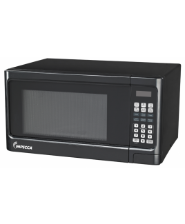 Impecca 1.1 Cu. Ft. Microwave Oven, Black