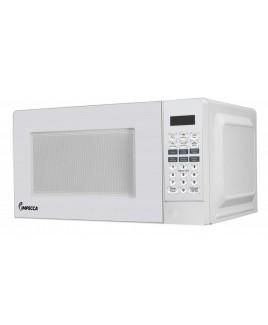 Impecca 0.7 Cu. Ft. Microwave Oven 700W, White
