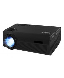 LED Home Theatre Projector (Black)