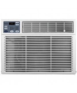 8,000 BTU Window Air Conditioner with Digital Display and Remote Controller