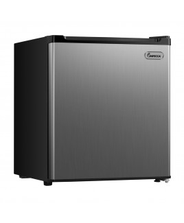 Impecca 1.7 Cu. Ft. ALL Refrigerator, Stainless Steel