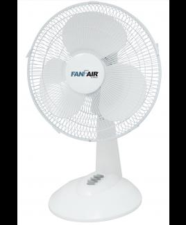 """FanFair 12"""" 3-Speed Desktop Fan"""