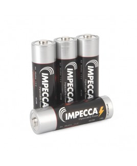 Alkaline AA LR06 Platinum Batteries 4-Pack