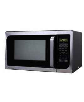 0.9 Cu. Ft. 900W Countertop Microwave Oven, Stainless Steel Front