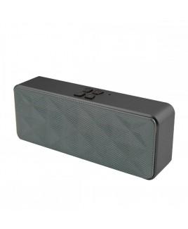 Hi-Fi Stereo Bluetooth Speaker, Grey