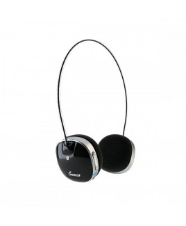 HSB100 Bluetooth Stereo Headset with Built in Microphone - Black