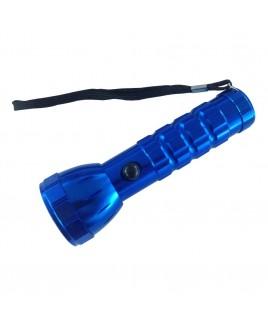 Hi-Lite 28-LED Flashlight, Blue