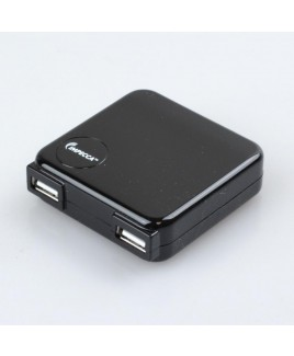10-Watt Dual USB Power Adapter - Black