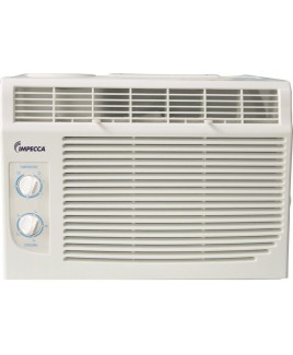 6,000 BTU/h Window Air Conditioner Mechanical Controls