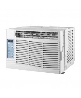 5,200 BTU/h Electronic Controls Mini Window Air Conditioner