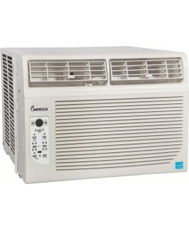 8,000 BTU/h Window Air Conditioner Electronic Controls and Active Carbon Filter