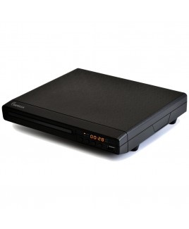 2.0 Channel DVD/CD Player with USB Port