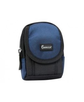DCS25 Soft Compact Camera Case Black/Blue