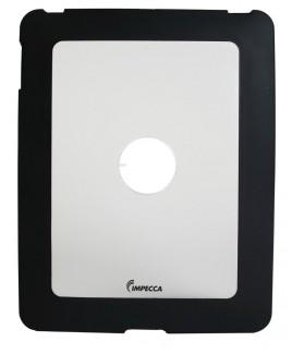 IPS101 Flexi-Clear TPU/Crystal Combination Protective Skin for iPad™ - Black