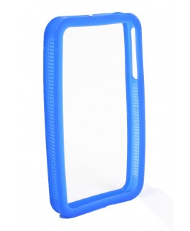 IPS225 Secure Grip Rubber Bumper Frame for iPhone 4™ - Blue