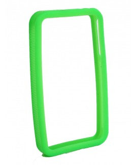 IPS225 Secure Grip Rubber Bumper Frame for iPhone 4™ - Green
