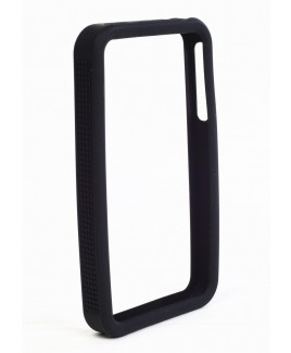 IPS225 Secure Grip Rubber Bumper Frame for iPhone 4™ - Black