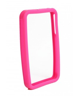 IPS225 Secure Grip Rubber Bumper Frame for iPhone 4™ - Pink