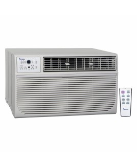 12,000 BTU/h 230V Heat & Cool Electronic Controls Through The Wall Air Conditioner