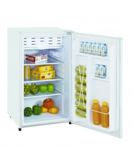 3.3 CU. FT. Compact Refrigerator, White