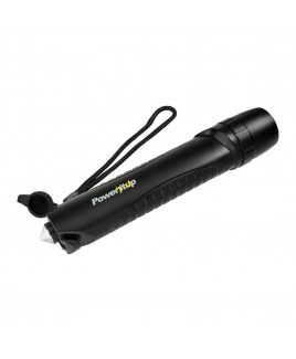 PowerItUp 4 in 1 SafeT-Light with 10,400 mAh Power Cell, and Emergency Escape Tool
