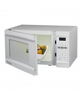 0.7 CU. FT. 700 Watt Countertop Microwave Oven, White