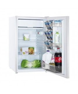 RC-1446 4.4 Cu. Ft. Single Door Compact Refrigerator, White