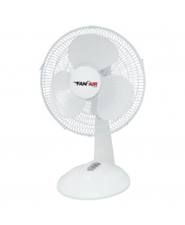 FanFair 12 Inch 3-Speed Desktop Fan