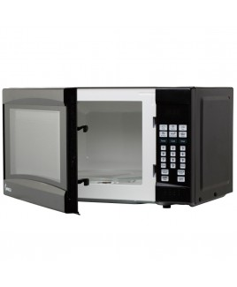 0.7 CU. FT. Microwave Oven, Black