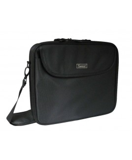 LAP1333 13-14 Inch Nylon Laptop Case with Removable Adjustable Shoulder Strap