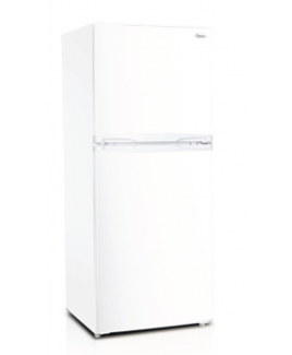 11.6 Cu. Ft. 24-inch Apartment  Refrigerator with Top Mount Freezer - White