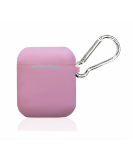 True Wireless Silicon Case - Soft Pink