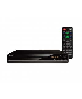 Compact Home DVD Player with HDMI and USB Playback
