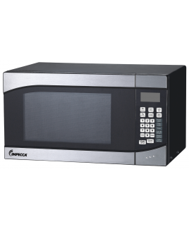 0.9 Cu Ft Microwave Oven, Stainless Steel